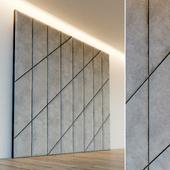 Декоративная стена. Мягкая панель. 55