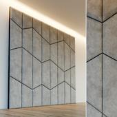 Декоративная стена. Мягкая панель. 57
