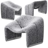 Artifort Groovy lounge chair F598