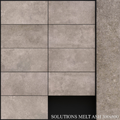 ABK Solutions Melt Ash 300x600