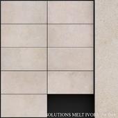 ABK Solutions Melt Ivory 300x600