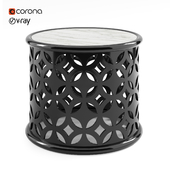 Boca do Lobo side table