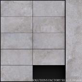 ABK Solutions Facktory Silver 300x600