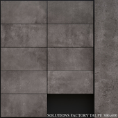 ABK Solutions Facktory Taupe 300x600
