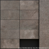 ABK Solutions Rock Taupe 300x600 Set 1