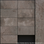 ABK Solutions Rock Taupe 300x600 Set 2