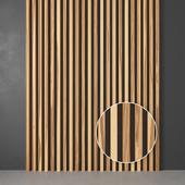 Рейки деревянные из массива ясеня