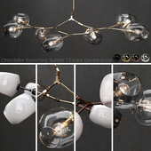 Collection Branching bubble 7 lamps