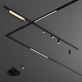 Xal Move It 25 S surface / suspended system