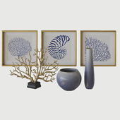 Decorative Sea Set