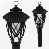 Mackintosh Outdoor Lantern Head