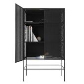 OM Kristina Dam / Grid Cabinet