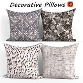 Decorative pillows set 397 Etsy