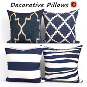 Decorative pillows set 398 Etsy