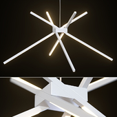 Chandelier Maxlight Spider P0270.