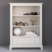 Lafayette 5 Bookcase Wayfair