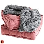 Futton pillow knit