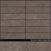 ABK Native Red 300x1200