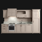 Chimera Beige Kitchen