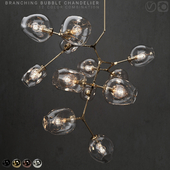 Collection Branching bubble 12 lamps