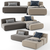 Lema CLOUD Sectional sofa_03