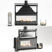 Fireplace RADIANTE 1200