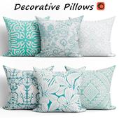 Decorative pillows set 403 Etsy