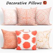 Decorative pillows set 405 Etsy