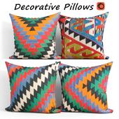 Decorative pillows set 407 Etsy