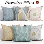 Decorative pillows set 408 Etsy