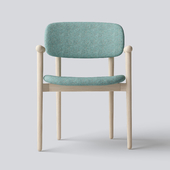 "Chair ""Mild"" with soft back"