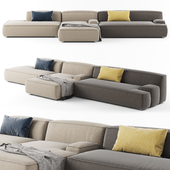 Lema CLOUD Sectional sofa_06