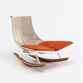 Roda Laze rocking chair