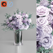 Lavender Europe Roses Bouquet