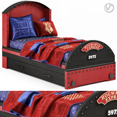 HOGWARTS EXPRESS bed