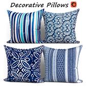 Decorative pillows set 410 Etsy