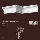 www.dikart.ru Кт-428 290Hx160mm