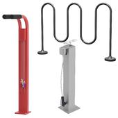 Commercial Bike Rack (Set 3)