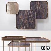 Table by Cattelan Italia model Benny Keramik
