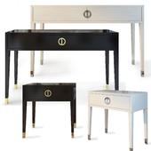 Консоль/ комод и тумба Fererro. dresser nightstand. The Sofa & Chair