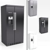 Refrigerator Side-By-Side Kuppersbusch KJ 9750-0-2T
