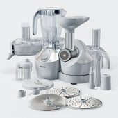 Food processor Philips HR7766 / Кухонный комбайн  Philips HR7766