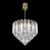 Bella Figura small point chandelier CL413-SM-35