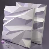 Gypsum 3d panel STELLS from Artpole