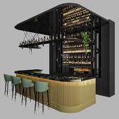 Restaurant bar 3