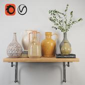 Ana Decorative set