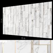 Decorative wall 213.