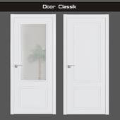 "Двери компании ""Quadri Porte""  art 121, 122"
