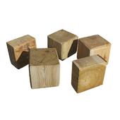 Tree Stumps_Decorative hemp