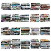 Books (150 pieces) 1-9-51
